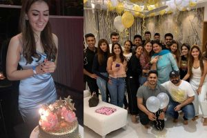 Hansika Birthday photos