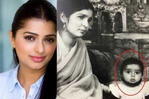 Bhumika Chawla's childhood still.