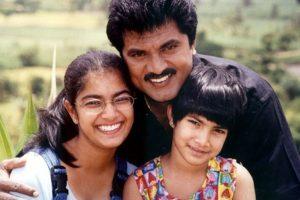 Varalaxmi Sarathkumar Childhood