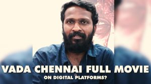 Director Vetrimaaran on Vada Chennai