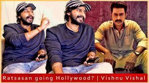 Ratsasan review by Vishnu Vishal