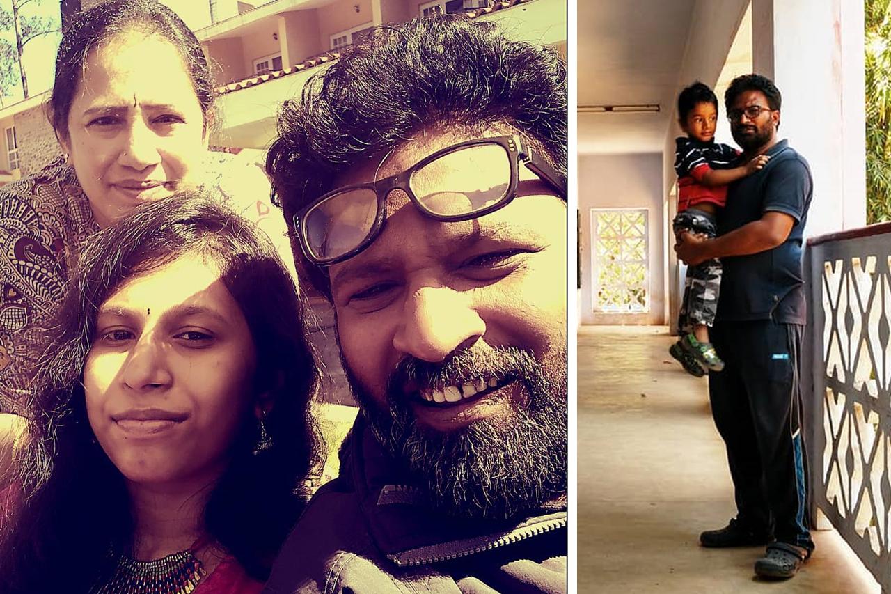 Director Ram family