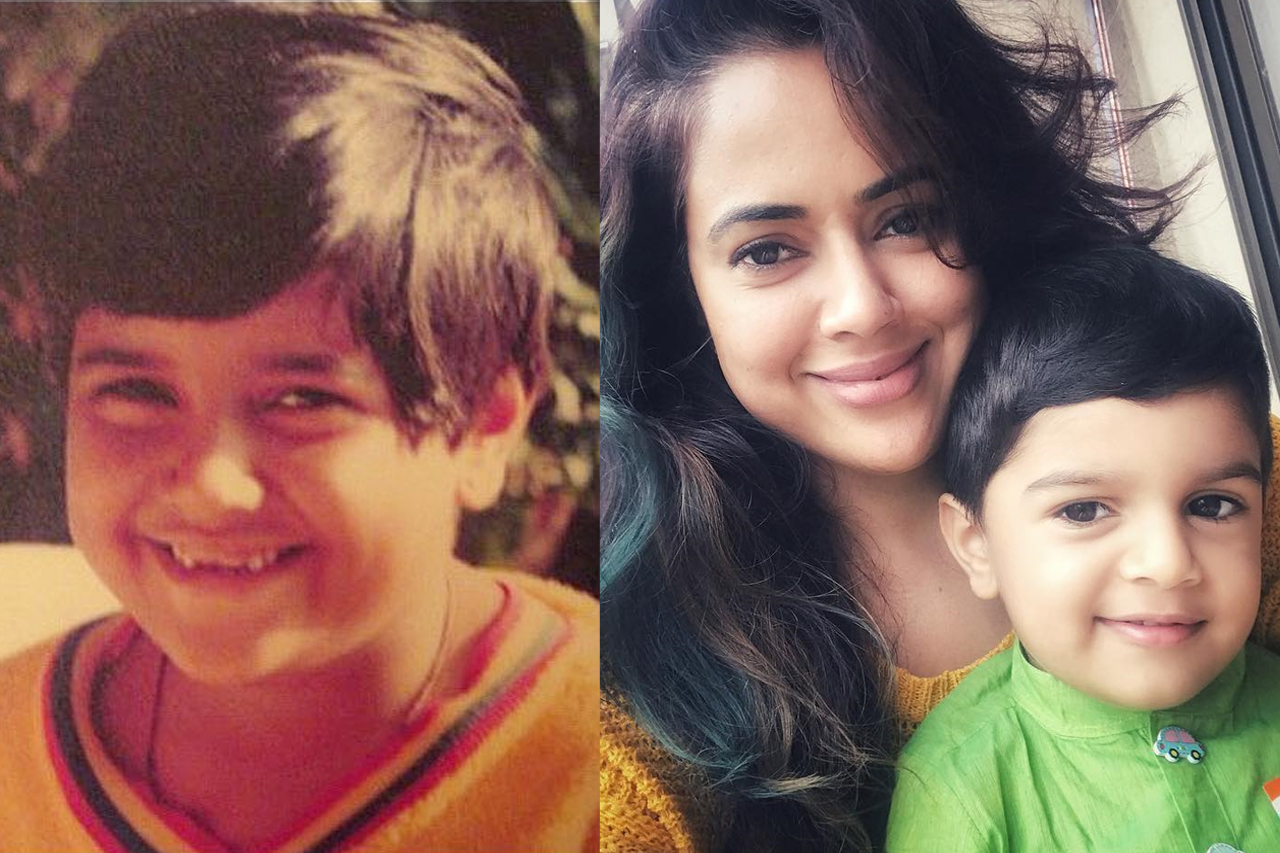 Sameera Reddy Childhood