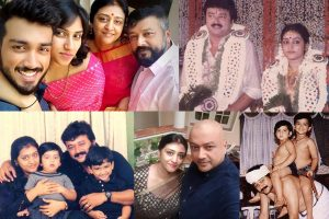 Jayaram family stills