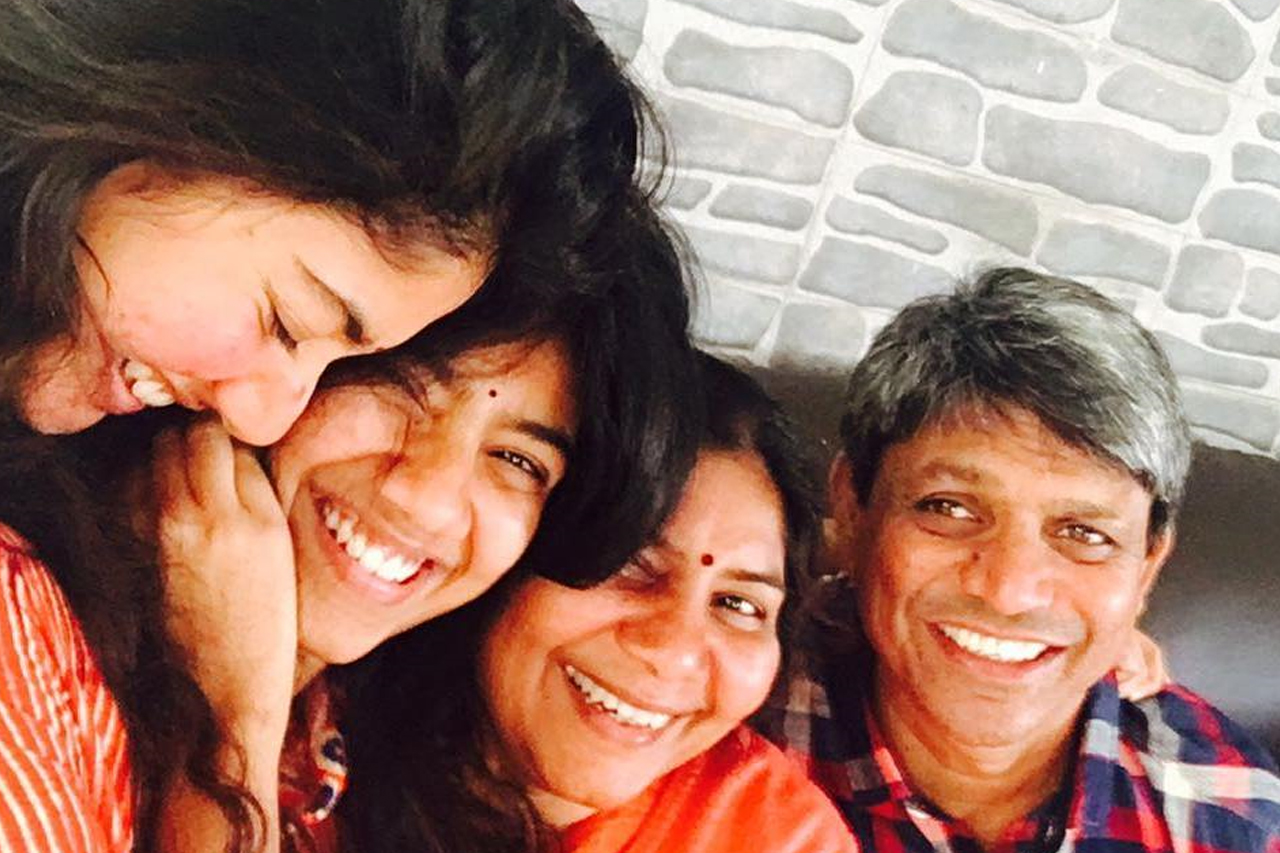 Sai Pallavi latest family photo