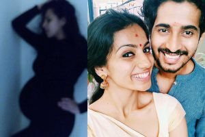 Sruthi Hariharan pregnancy announcement