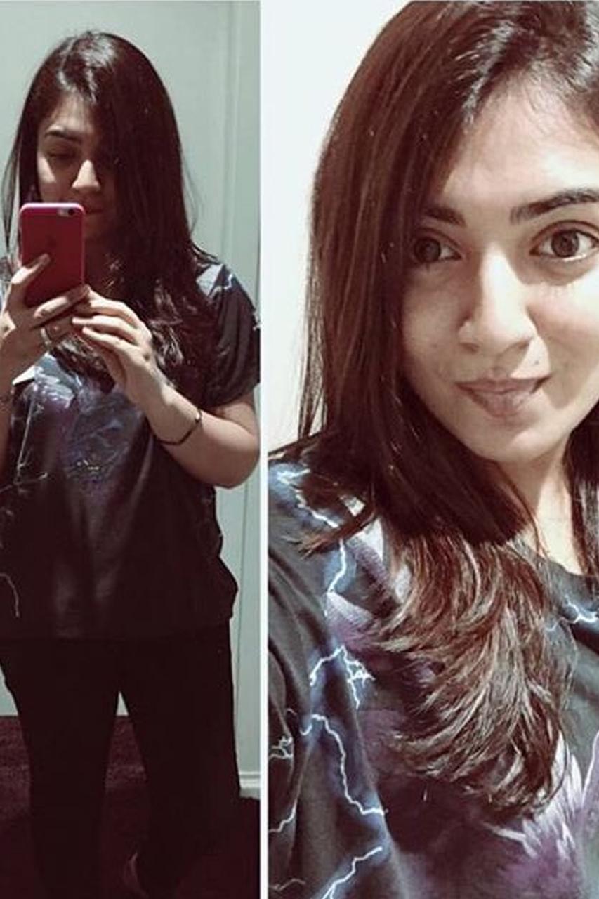 Nazriya latest photos