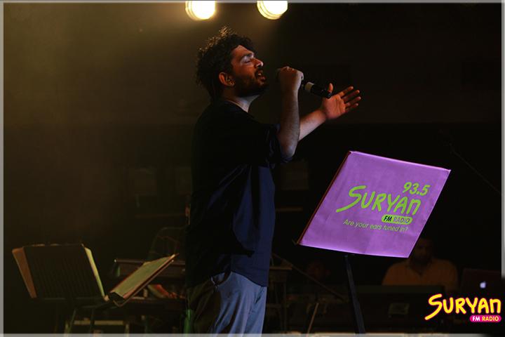 Rhythm with Sid Sriram
