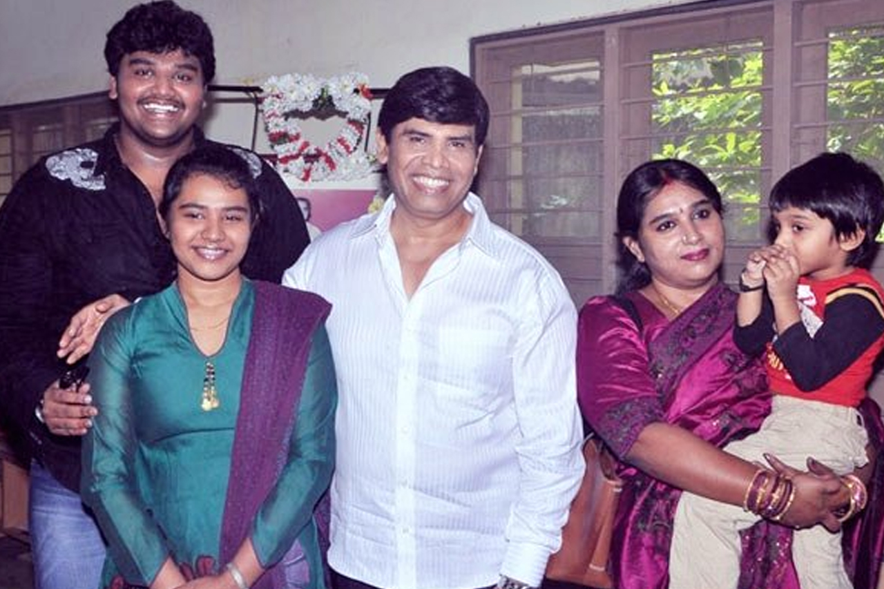 Anand Raj Family