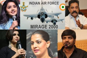 Here's what our celebs had to say about #IndiaStrikesBack and #Surgicalstrike2