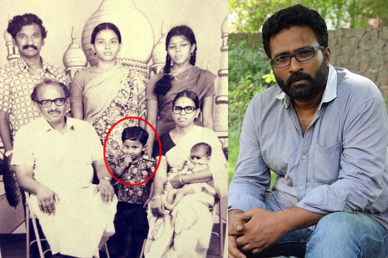 Director Ram childhood picture