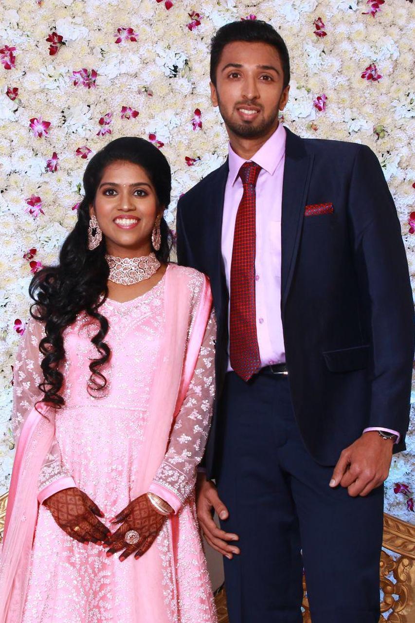 Mano Bala's son Harish gets married! PHOTO GALLERY - Suryan FM