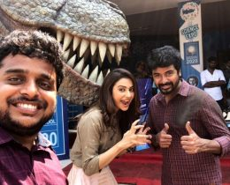 Sivakarthikeyan begins working on hs science fiction project with Rakul Preet and AR Rahman
