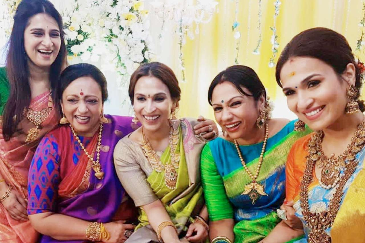 Soundarya Rajinikanth Wedding reception