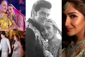 Arya Sayyeshaa wedding - more pics
