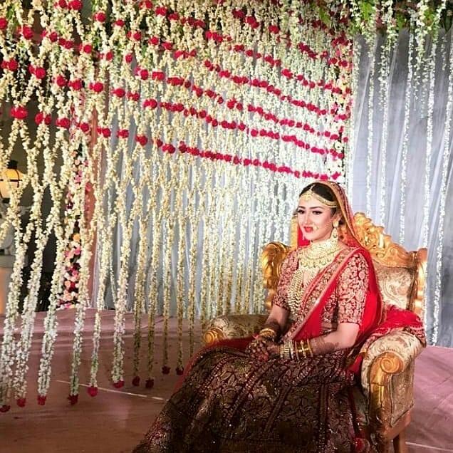Arya Sayyeshaa Wedding