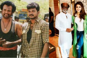 Unseen stills of Superstar Rajinikanth