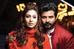 New stills from MR Local starring Sivakarthikeyan and Nayanthara