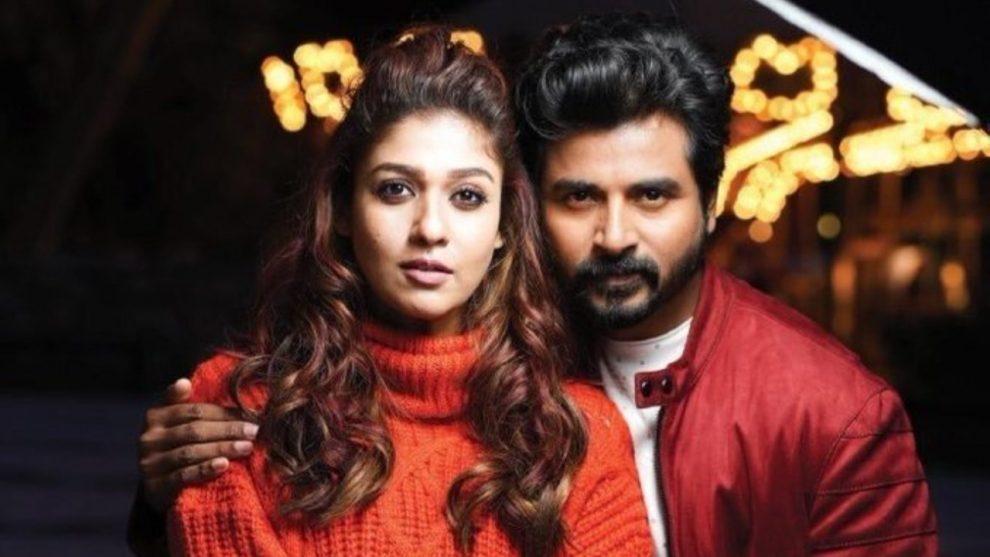 New stills from MR Local starring Sivakarthikeyan and Nayanthara