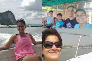 Laila Family photos