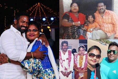 Robo Shankar Family