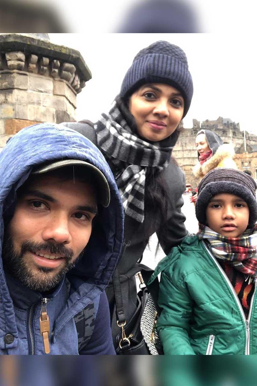 Sibiraj Family