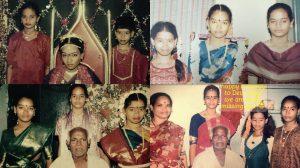 Suja Varunee unseen family stills