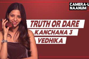 Kanchana 3 interview