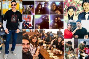 Actor Rahman familystills