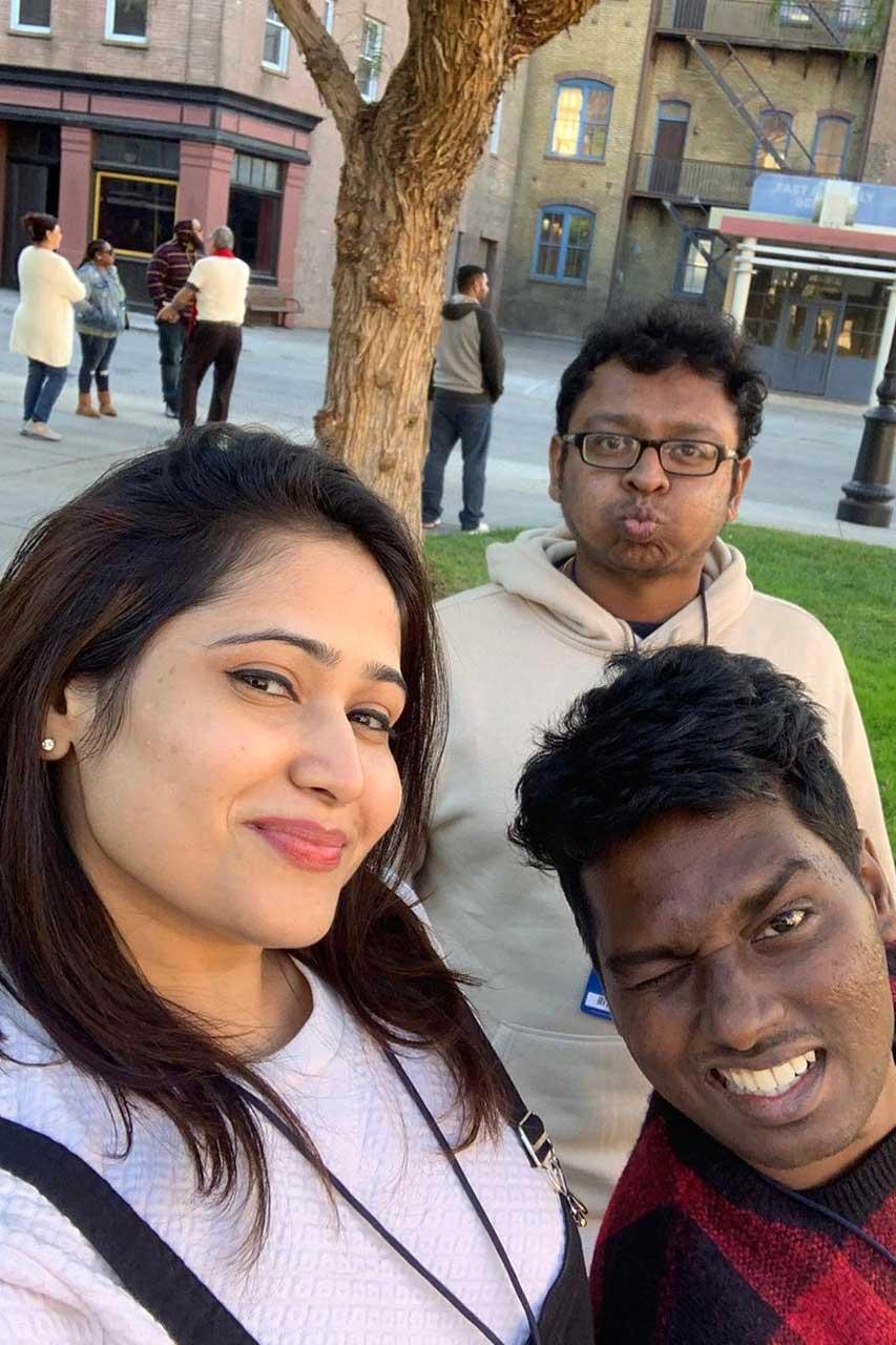 Atlee Priya Photos