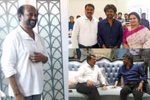 Darbar movie shooting stills