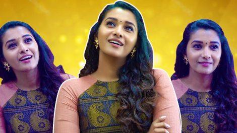 Priya Bhavani Shankar Interview