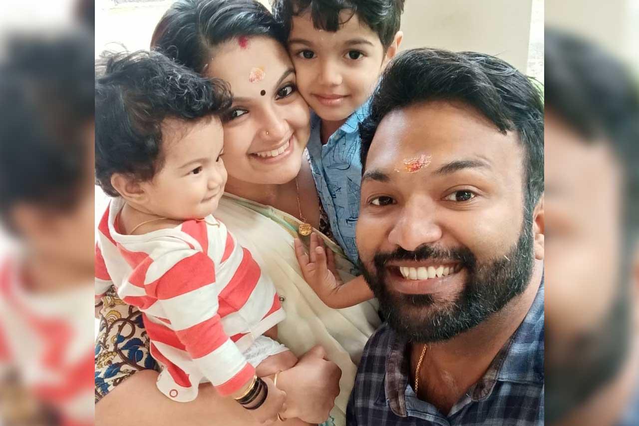 Saranya Mohan New Stills