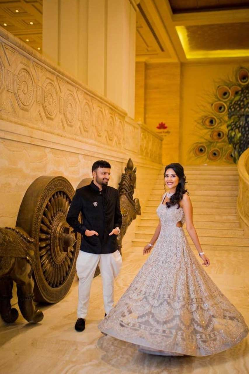 Anand Shankar Wedding Stills