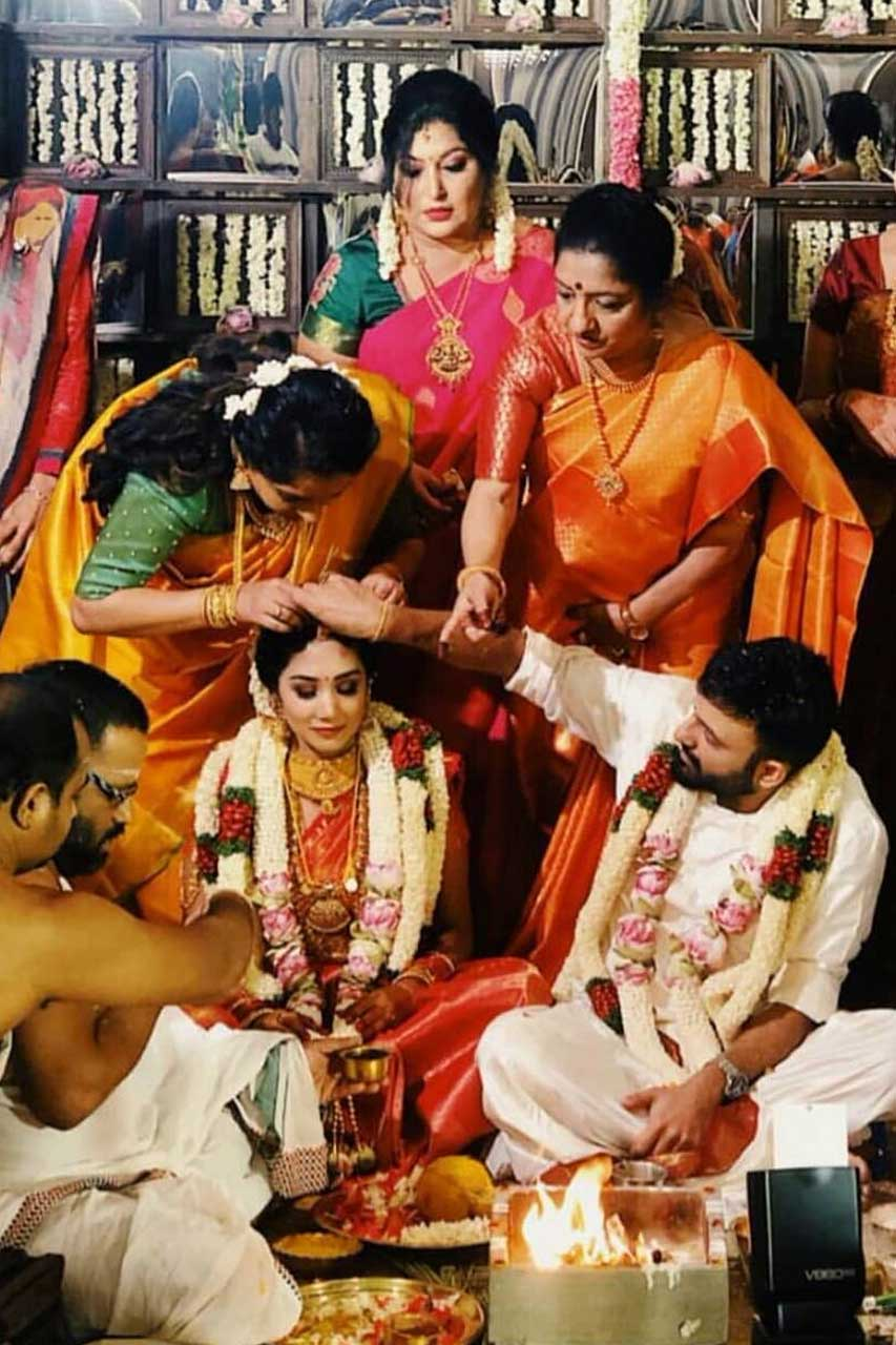Anand Shankar Wedding Stills