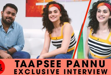 Tapsee Interview