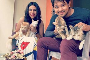 Nakkhul with his pets