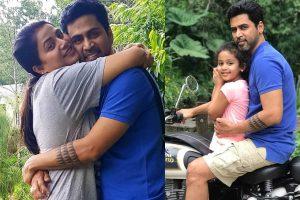 Sangeetha Krish Family