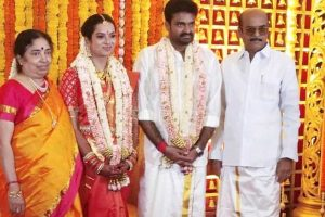AL Vijay marries Aishwarya
