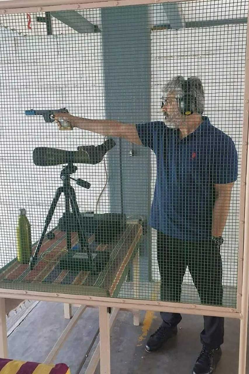 Ajith Rifle Photos