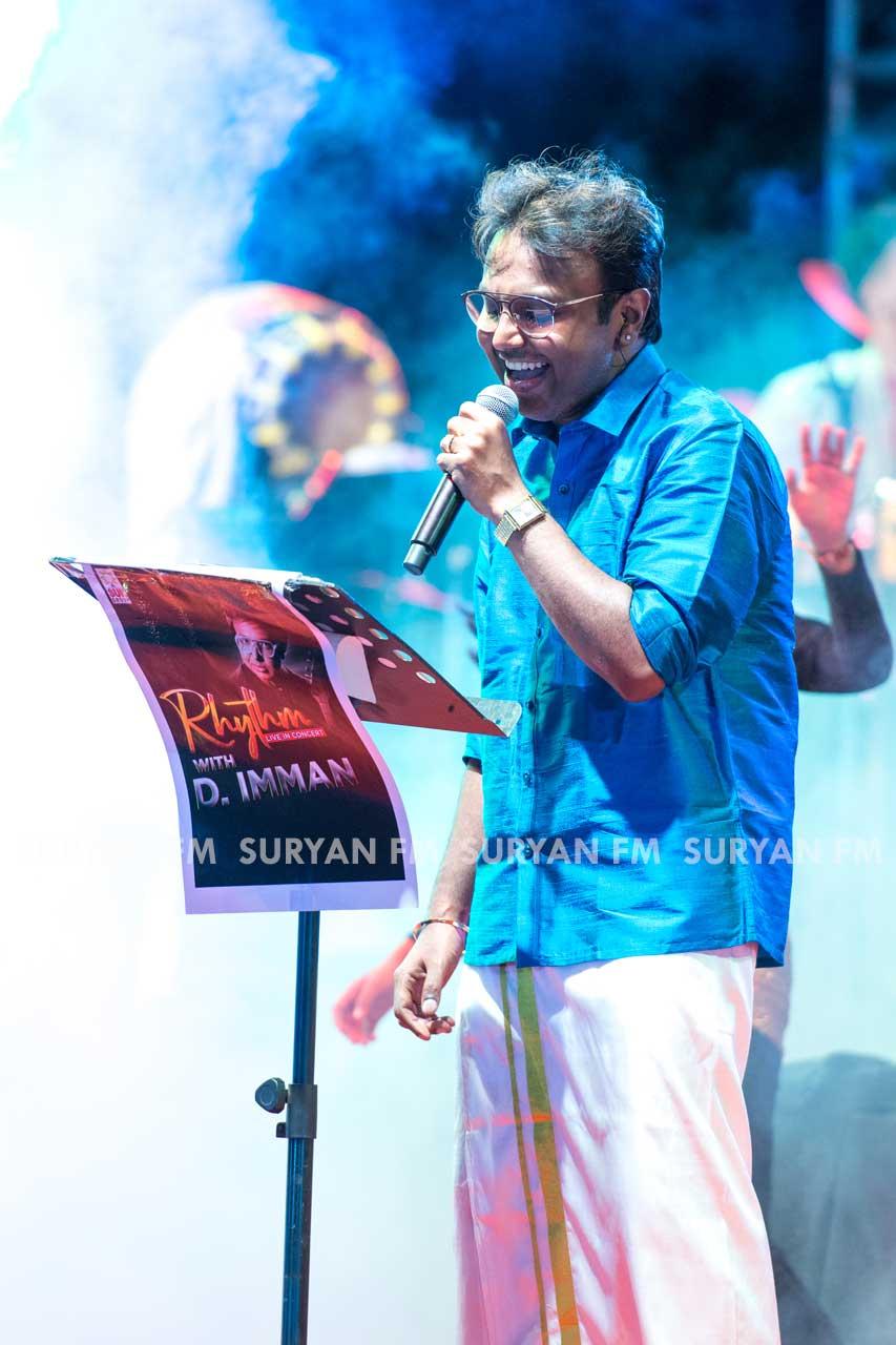 Rhythm With Imman