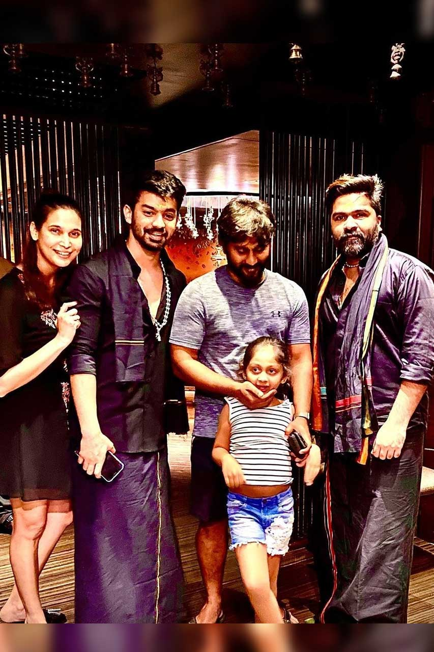 STR and Mahat Photos