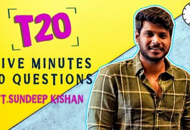 Sundeep Kishan interview
