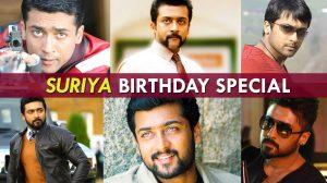 Suriya iconic styles