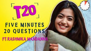 Rashmika Interview