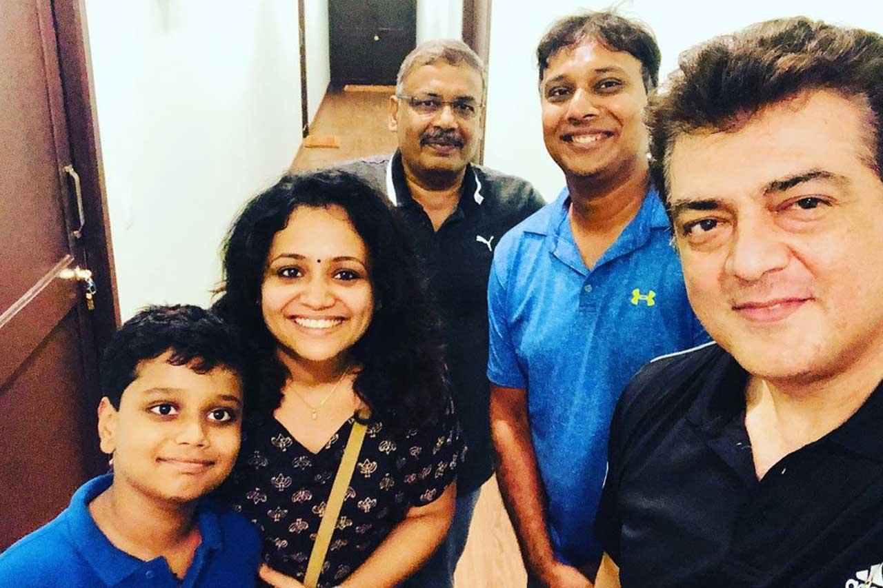 ThalaAjith Photos