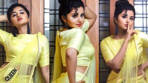 Anupama Parameswaran - Latest stills