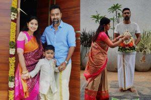 Sneha Prasanna Family Photos