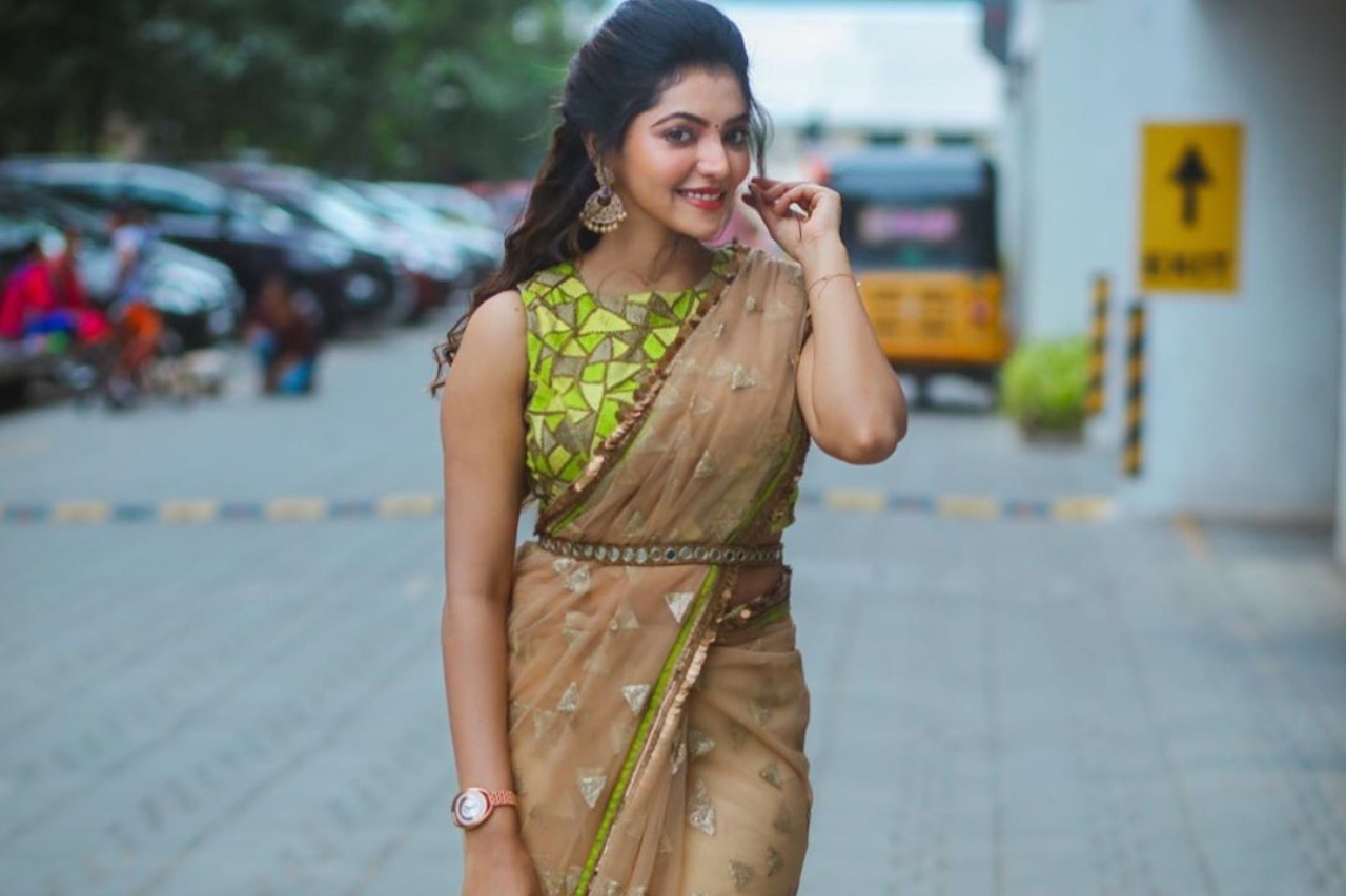 Athulya - Latest stills