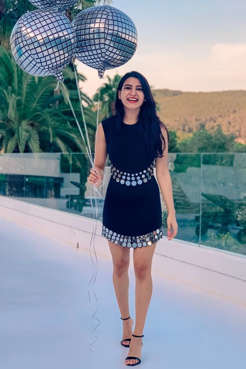 Samantha Akkineni - Latest stills